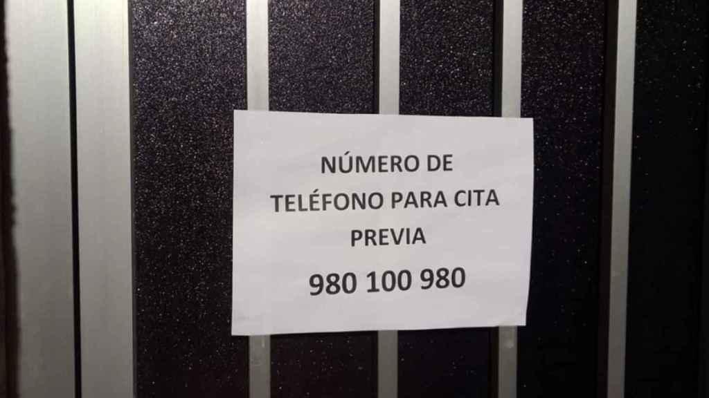 Teléfono de citas en Zamora