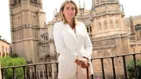 Milagros Tolón, alcaldesa de Toledo.