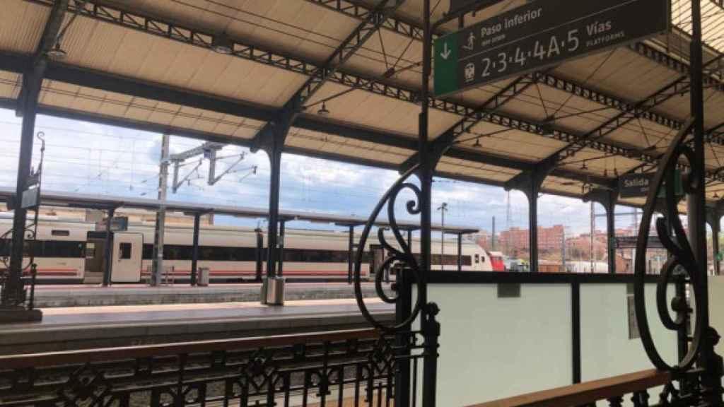 Estacion de Renfe Valladolid - Campo Grande