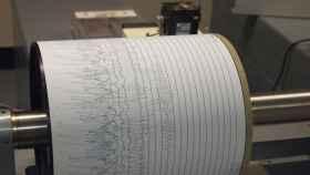 Un sismograma.