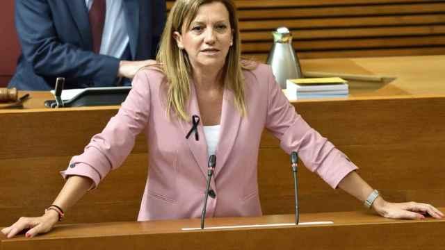 La diputada autonómica de Cs, María Quiles.