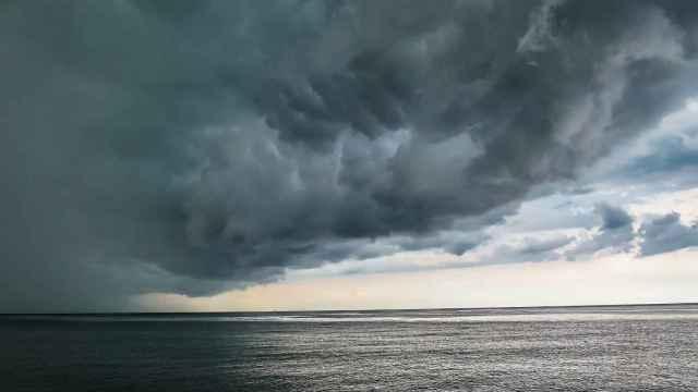 ¿Por qué en la Marina Alta llueve más que en el resto de la provincia de Alicante?
