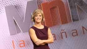 María Casado abandonó TVE en mayo de 2020.