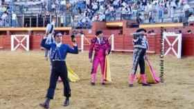 Valladolid Tordesillas corrida santos 3
