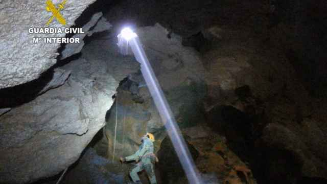 Rescate cueva