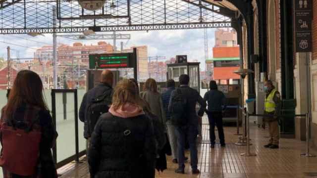 Estación Renfe Valladolid - Campo Grande