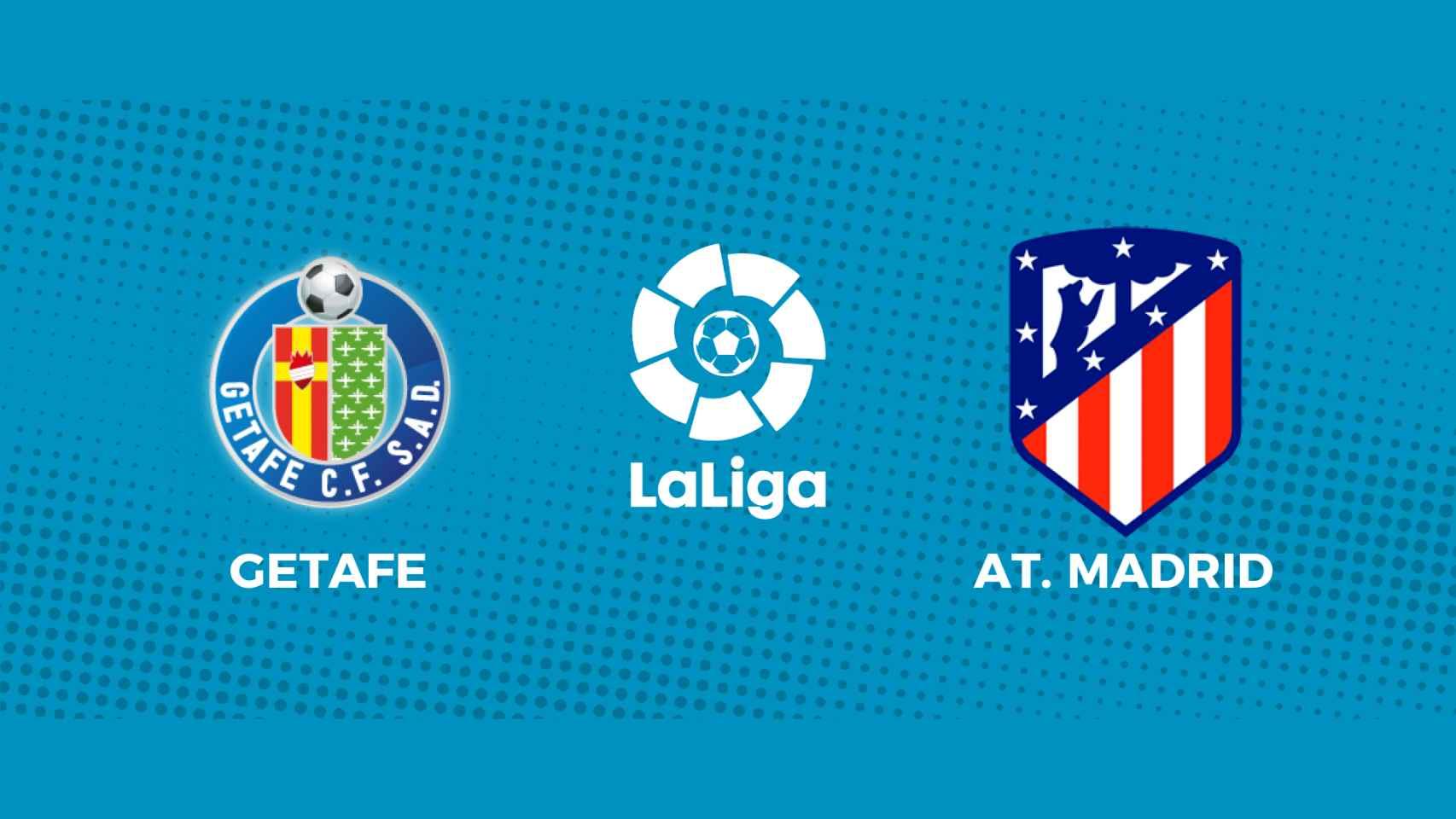 Getafe - Atlético de Madrid: siga en directo el partido de La Liga
