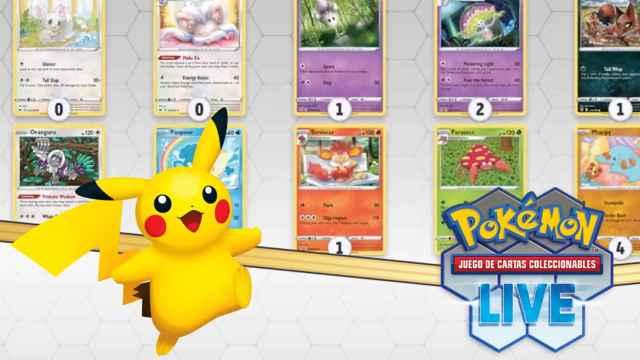 Pokémon Juego de Cartas Coleccionables Live llegará pronto a Android