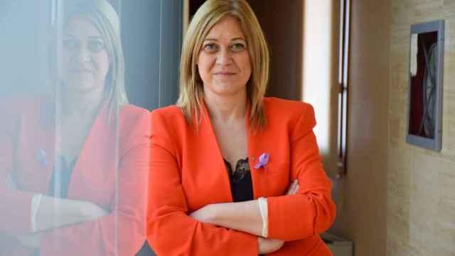 Carmen Picazo atenderá a los medios en Iniesta al hilo de la movilización de la localidad