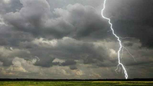 Una provincia de Castilla-La Mancha, en alerta este martes por lluvias y tormentas