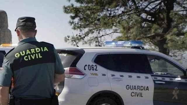 La imagen de archivo de la Guardia Civil