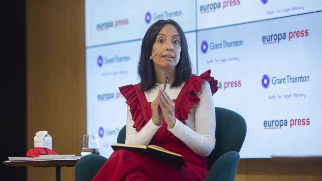 La delegada del Gobierno en la Comunidad de Madrid, Mercedes González, en una imagen de archivo. EP