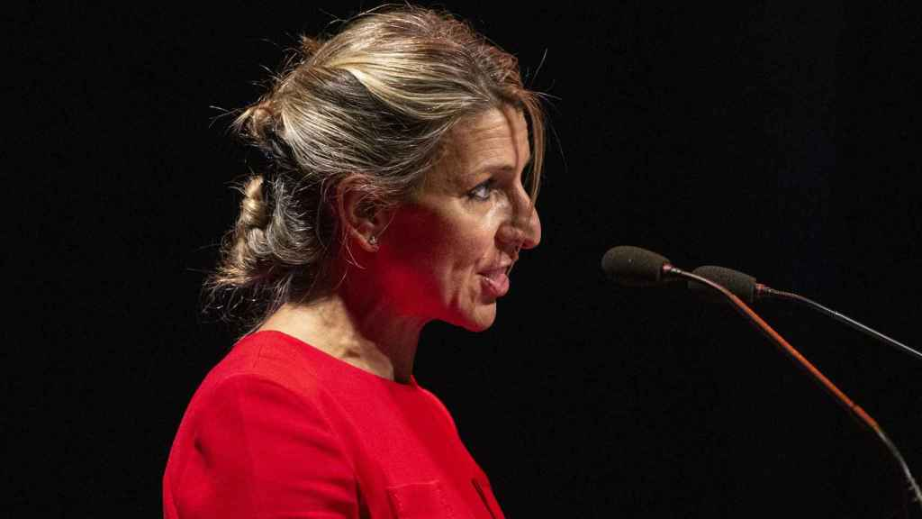 La vicepresidenta segunda del Gobierno y ministra de Trabajo y Economía Social, Yolanda Díaz.