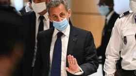 Nicolas Sarkozy, en una imagen reciente.