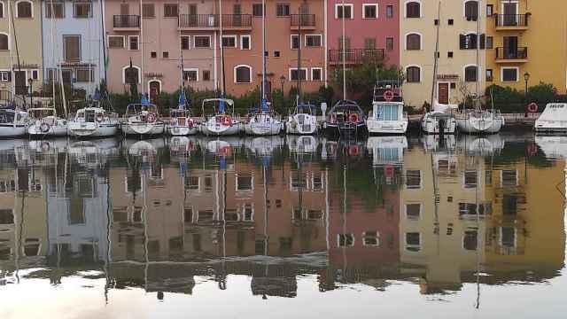 Port Saplaya, en la Comunidad Valenciana.