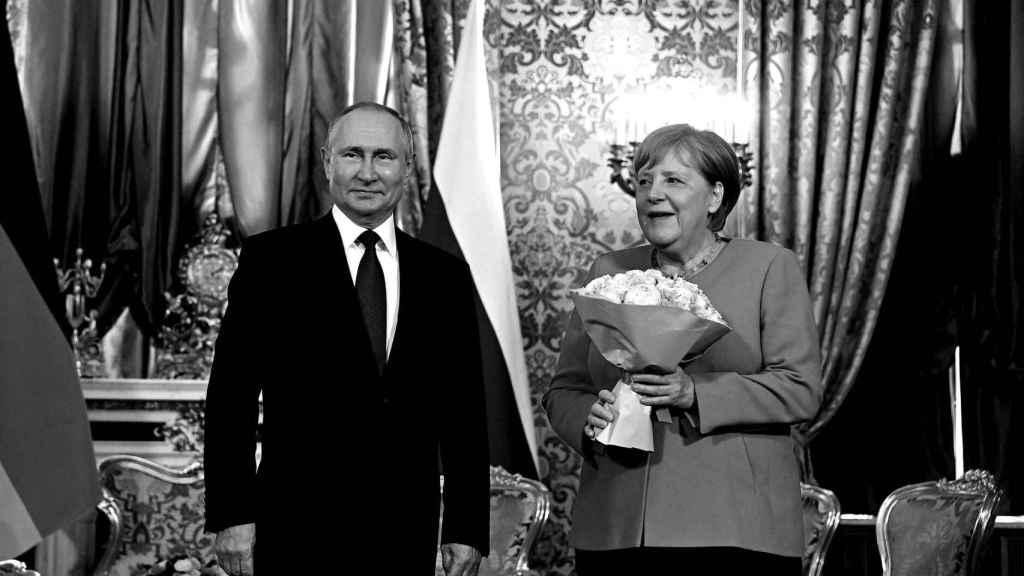 El gas sí es una cuestión geopolítica, señora Merkel. EP