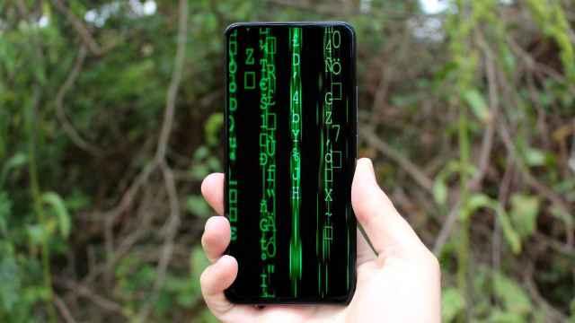 Un móvil hackeado.