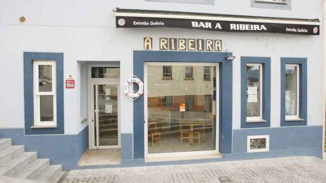 La cervecería A Ribeira, en Foz (Lugo).