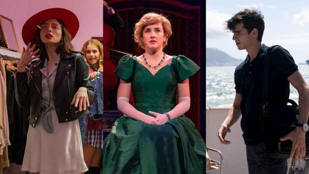'Fuimos canciones', 'Lady Di: El musical' y 'La Fortuna', entre los estrenos de la semana.