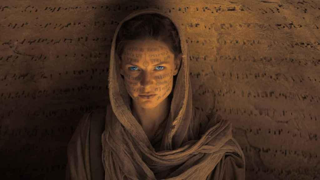 Rebecca Ferguson es Lady Jessica.