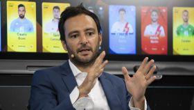 Nicolas Julia es el CEO y cofundador de Sorare.