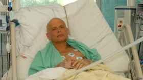 El disidente ruso Alexander Litvinenko.