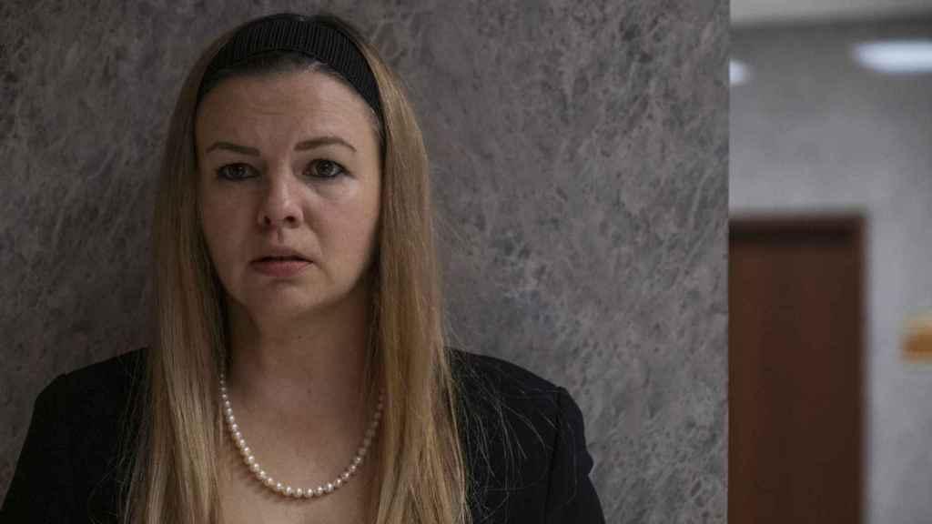 Amber Tamblyn es Kimberly Campbell en la serie.