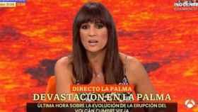 Lorena García, este martes en Espejo Público