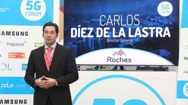 Carlos Díez de Lastra, CEO de Les Roches Marbella.