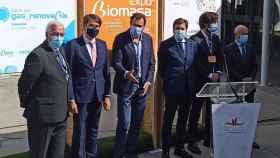 Expobiomasa abre sus puertas hasta el próximo 23 de septiembre.