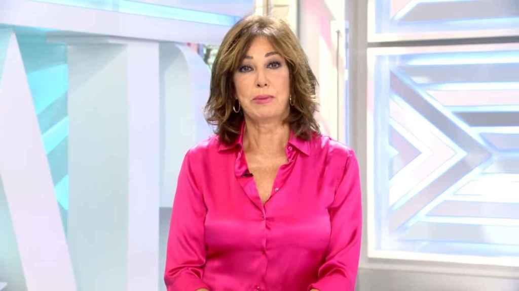 Telecinco retira 'Madres' por el especial 'La Palma: En nuestros corazones' con Ana Rosa Quintana