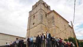 Iglesia parroquial de San Antolín en la localidad de Fombellida