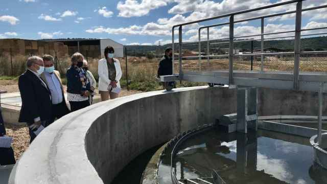 La CHD invierte en la última década 12 millones para la depuración en la provincia de Valladolid