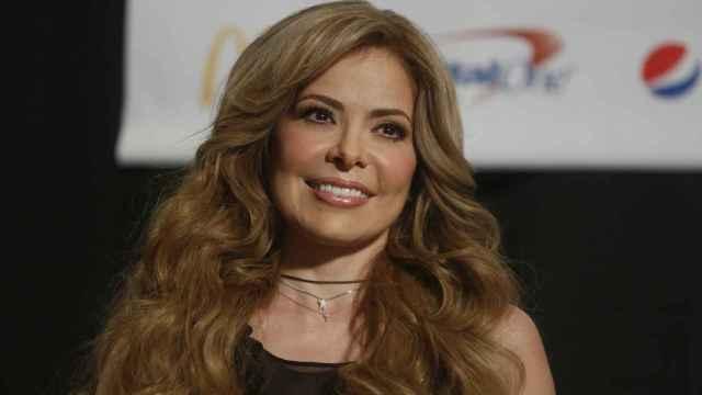 La cantante Gloria Trevi en una imagen de archivo.
