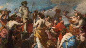 'Sacrificio a Baco', de Massimo Stanzione.