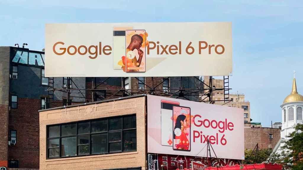 Google presentará los Pixel 6 en menos de un mes