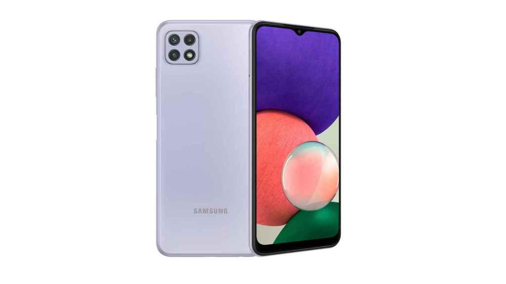 El Samsung Galaxy F42 será el nuevo dispositivo de Samsung