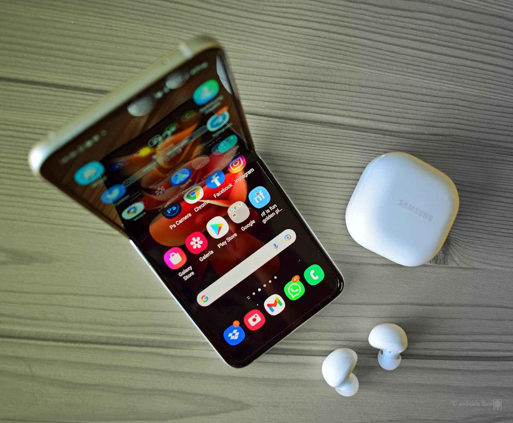 Un accesorio ideal para el Samsung Galaxy Z Flip 3