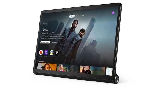 Llegan a España las Lenovo Yoga Tab 13 y Lenovo Yoga Tab 11