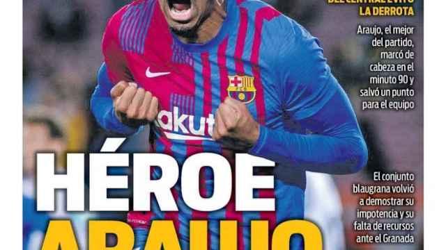 Portada Sport (21/09/21)