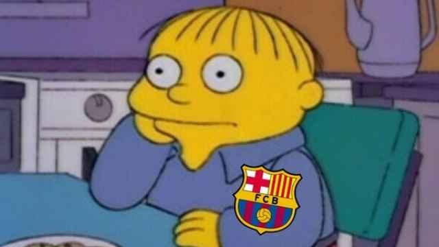 Los mejores memes del empate entre el Barcelona y el Granada: Koeman, el gran protagonista