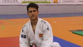 Javier Suárez, campeón de España de judo