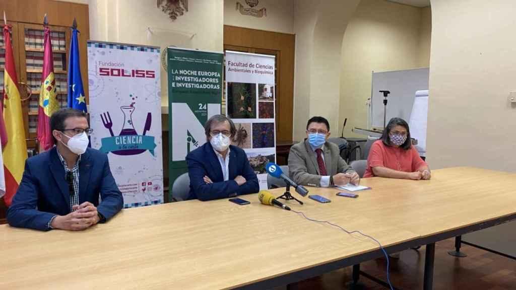 La ciencia sale a la calle en Toledo en la Noche Europa de los Investigadores