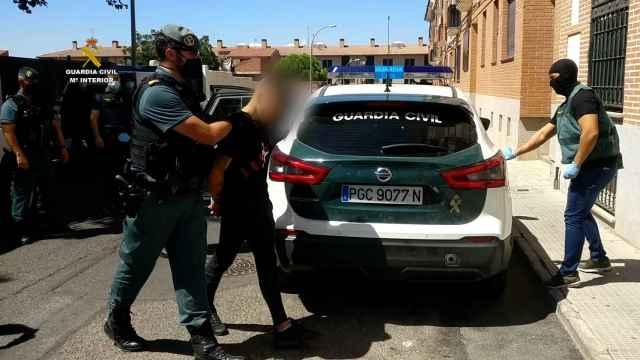 Detienen a una banda de ladrones muy violentos en la comarca de Torrijos (Toledo)