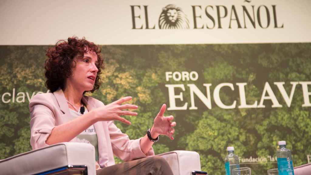 """Concepción Galdón:  """"Debemos entender que hay que formarse en sostenibilidad""""."""