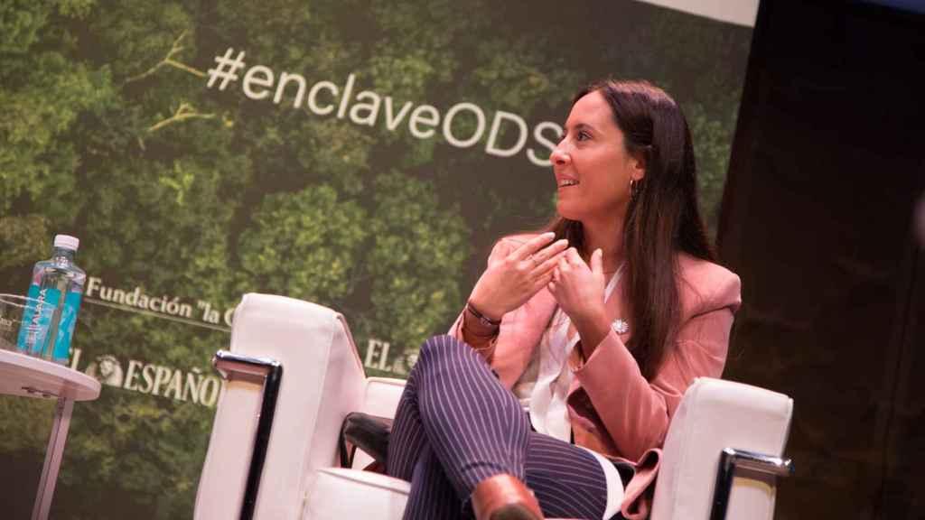 Natalia López: Tenemos un objetivo común y todos ponemos nuestro granito de arena para hacer del mundo un lugar mejor.