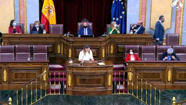 Expulsan a un diputado de Vox por llamar 'bruja' a una política del PSOE