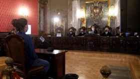 Alberto Rodríguez, este martes durante el juicio ante la Sala Penal del Tribunal Supremo./