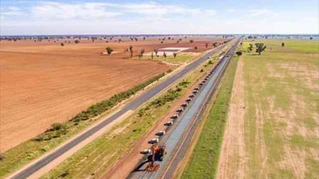Acciona y ACS se adjudican un proyecto ferroviario en Australia de 750 millones de euros