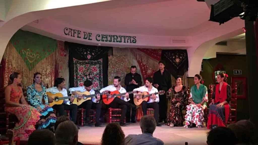 Sale a subasta la marca Café de Chinitas, propiedad del clan Verdasco, por 150 euros